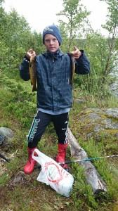 Fiskeskola Isak